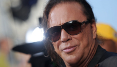 """Mickey Rourke: """"You can be less than mediocre & be a f-cking movie star"""""""