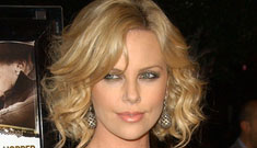 Charlize Theron is boring