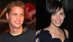 Natalie Imbruglia hooks up with Richard Branson's son