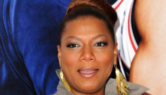 """Queen Latifah: I hated when people called me a """"tomboy"""""""