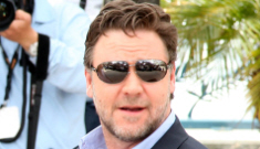 """Russell Crowe: """"I've been sold as an angry person & that's just not true"""""""