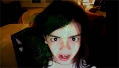 Michael Jackson's kids joke around on videos available on YouTube