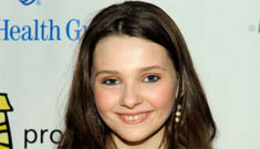 Abigail Breslin, 14, is all grown up