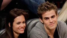 Vampire Diaries' Paul Wesley secretly married to One Tree Hill's Torrey DeVitto