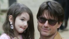 Tom Cruise: Whatever Suri wants, she gets