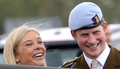 Will Prince Harry marry Chelsy Davy before he goes back to Afghanistan?