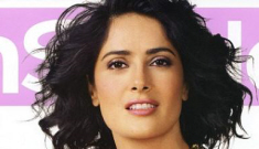 Salma Hayek changed to her married name per her daughter's request
