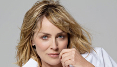 """Sharon Stone: """"I really get pursued by men in their twenties, like, a lot"""""""