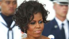 Michelle Obama's Peter Soronen dress: fashion hit or miss?