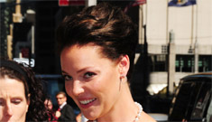 Katherine Heigl and her super loud laugh on Letterman: I haven't watched Grey's