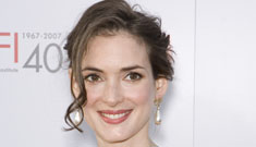 Winona Ryder caught taking makeup from CVS, claims Enquirer