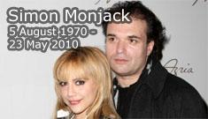 Brittany Murphy's husband Simon Monjack found dead