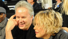 Meg Ryan denies having long-term affair with Tim Robbins