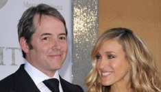 "Sarah Jessica Parker is cool with Matthew Broderick  having ""secrets"""