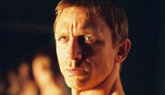 Enquirer: Daniel Craig has steamy gay kisses in gay bars