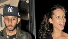 Alicia Keys confirms pregnancy & announces engagement to Swizz Beatz