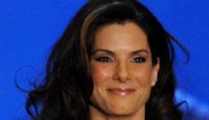 Sandra Bullock makes surprise appearance at Spike TV's Guys Choice awards