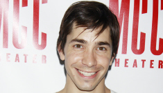 Drew Barrymore's boyfriend Justin Long loves performing oral sex