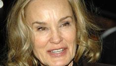 Jessica Lange's rep denies that she's had plastic surgery