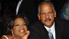 Did Stedman Graham just compare Oprah to God?