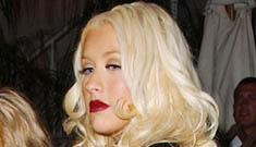 Christina Aguilera and Jordan Bratman keep the neighbors awake with loud pool sex