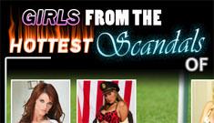 New stripper tour features mistresses of Tiger, Jesse James, David Boreanaz
