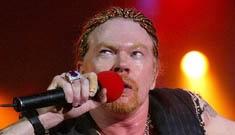 Dr. Pepper makes an offer to Axl Rose of Guns N' Roses