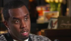 Diddy gets defensive about baby-mamas & giving his kids extravagant gifts