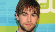 Chace Crawford formally charged with possession, could do 6 months in jail