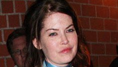 Lara Flynn Boyle is nearly unrecognizable