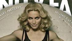 Madonna compares media's treatment of Britney Spears to witchcraft