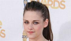 "Kristen Stewart says fans ""plague"" her friends on Facebook"