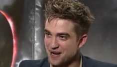 "Robert Pattinson: ""I don't like the idea of having to settle"""