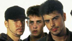 Reunited New Kids will be Hangin' Tough on Today Show