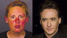 John Cusack has a creepy female stalker