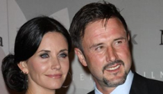 David Arquette defends his marriage in wake of Courteney's alleged infidelity