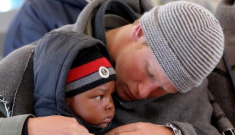 Princes William & Harry are about to hijack some adorable African babies