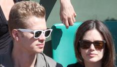 """Rachel Bilson & Hayden Christensen """"taking a break"""" from engagement"""