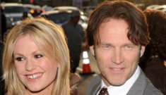 """True Blood's Stephen Moyer: """"The Twilight movies fill a niche"""""""