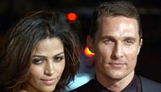 Matthew McConaughey says he wants to die after having sex
