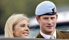 Us Weekly: Prince Harry & Chelsy Davy haven't broken  up – yet