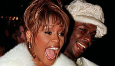 Bobby Brown's new tell-all book claims Whitney was the bad one