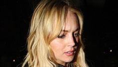 Lindsay Lohan to play nymphomaniac waitress & go topless in low budget film