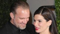 Sandra Bullock & Jesse James' divorce was finalized last week
