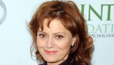 Susan Sarandon is working on a ping pong reality show