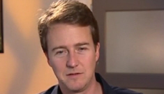 Ed Norton starts new social networking charity site