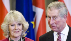 "Prince Charles & Camilla are living ""separate lives"""
