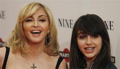 Madonna's daughter Lourdes blogs for her fashion line