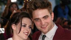 Eclipse producer confirms Robert Pattinson and Kristen Stewart's relationship