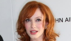 "Christina Hendricks on gaining 15 pounds: ""I felt gorgeous!"""